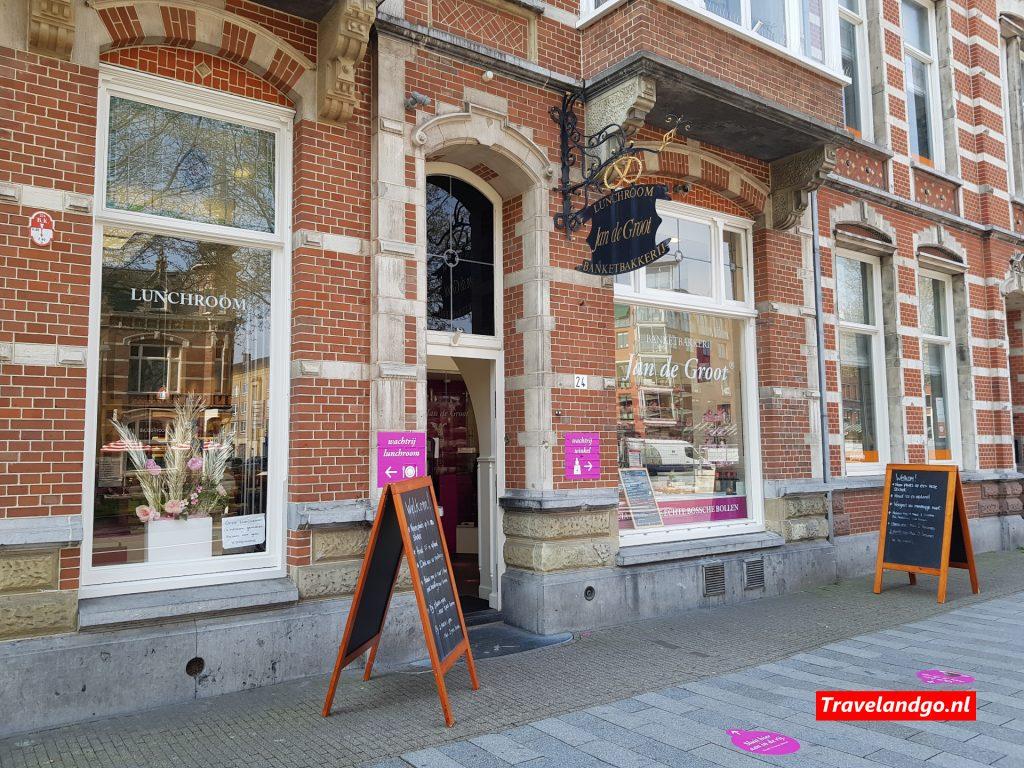 Banketbakkerij Jan de Groot - City Guide Den Bosch