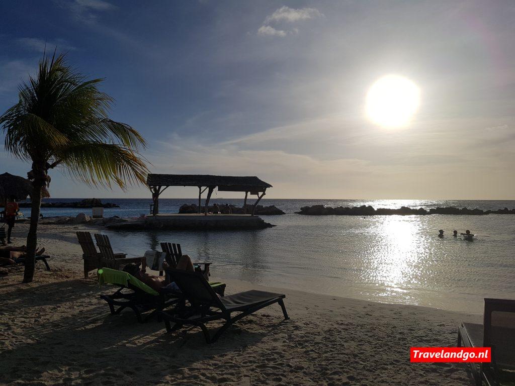 Curaçao Reisgids - strand zon