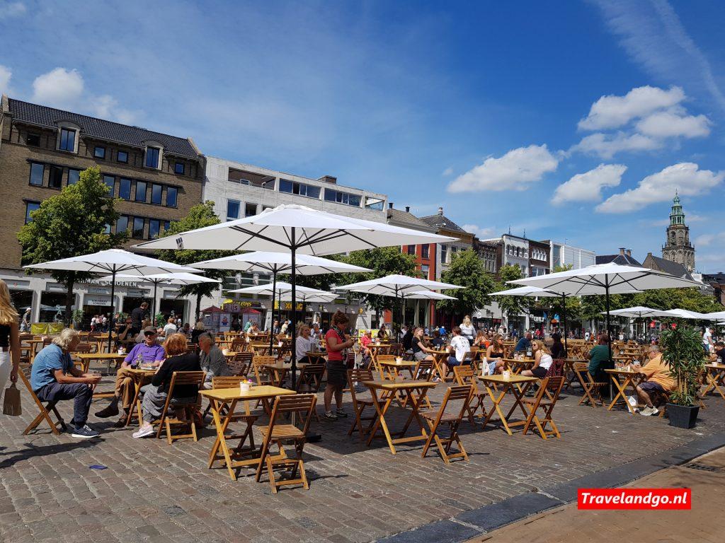 Eten en drinken Groningen