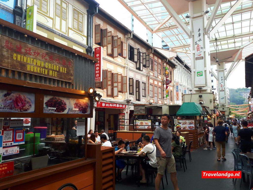 Eten en drinken in Singapore