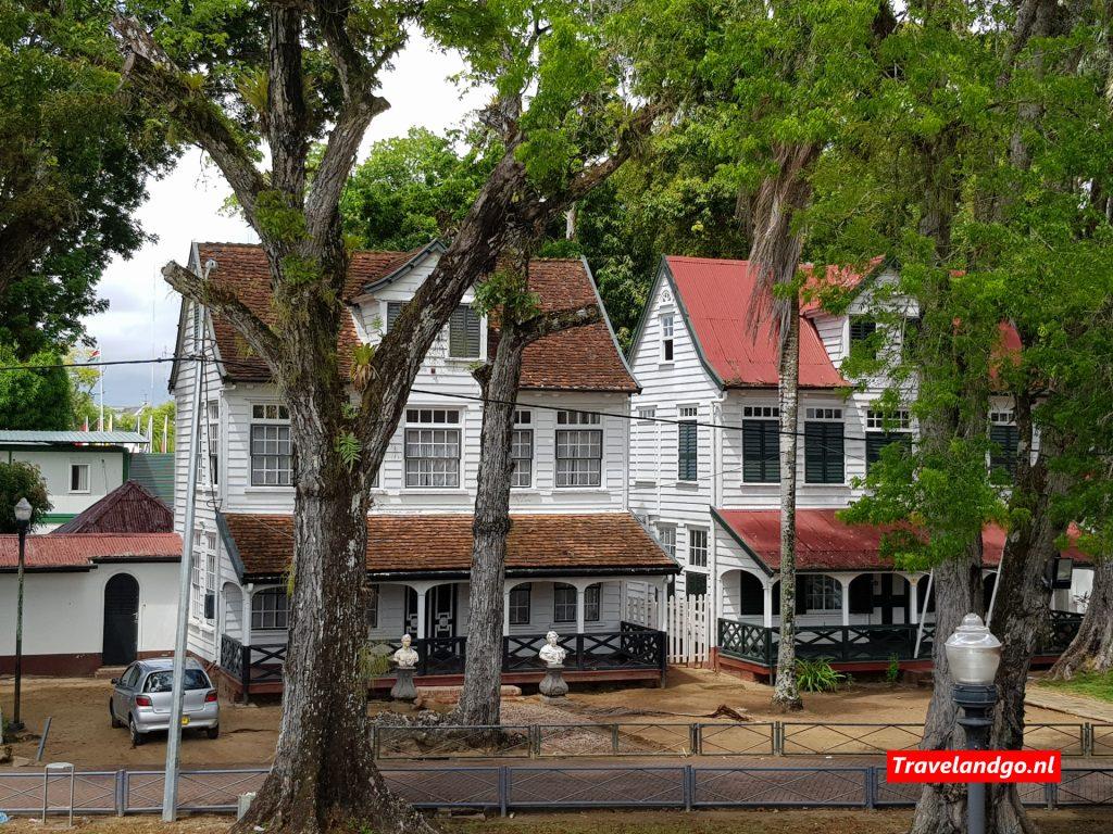 Koloniale gebouwen