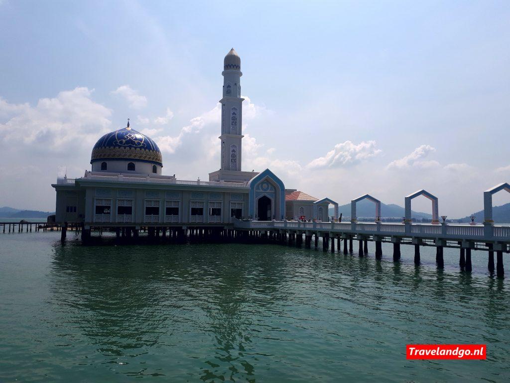 Pulau Pangkor - moskee