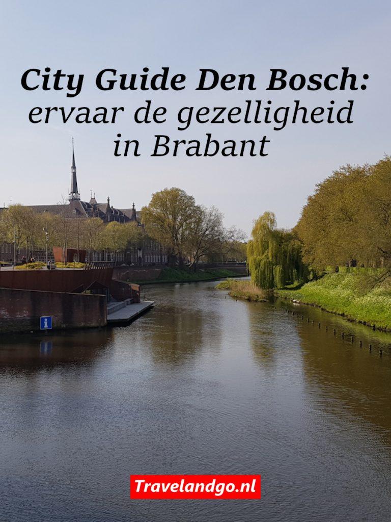 Pinterest: City Guide Den Bosch: ervaar de gezelligheid in Brabant