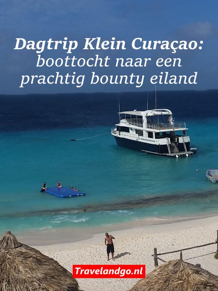 Pinterest: Dagtrip Klein Curaçao: boottocht naar een prachtig bounty eiland