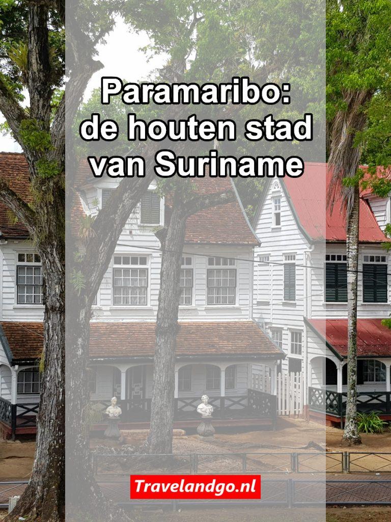 Pinterest: Paramaribo: de houten stad van Suriname
