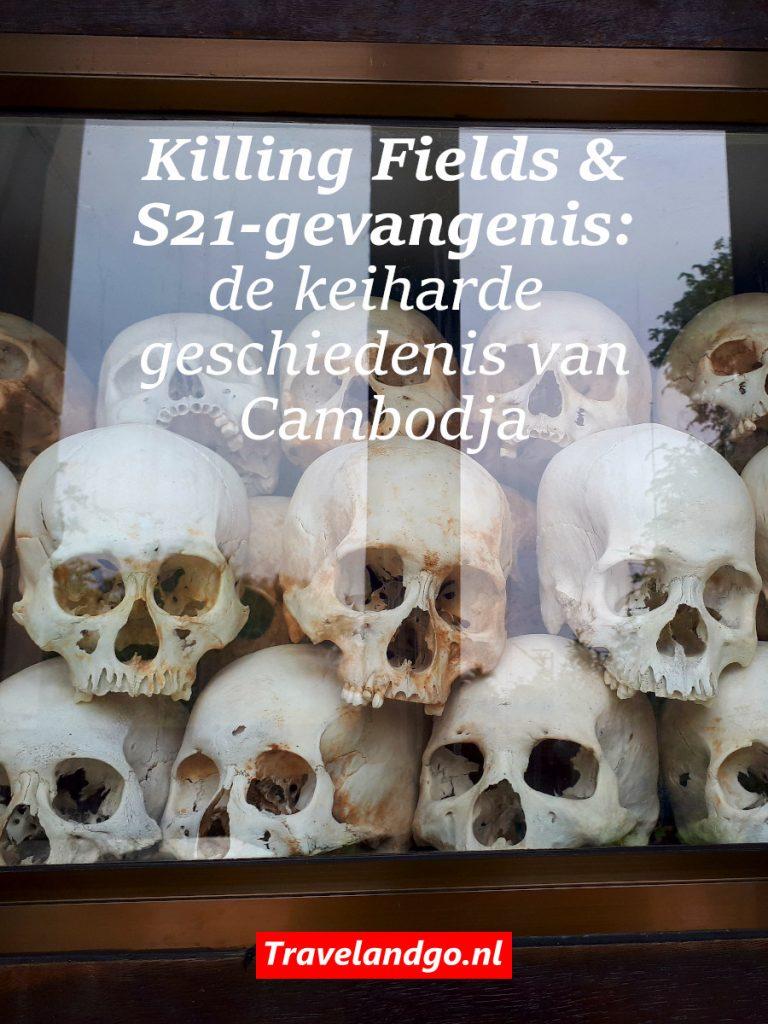 Pinterest: Killing Fields & S21-gevangenis: de keiharde geschiedenis van Cambodja