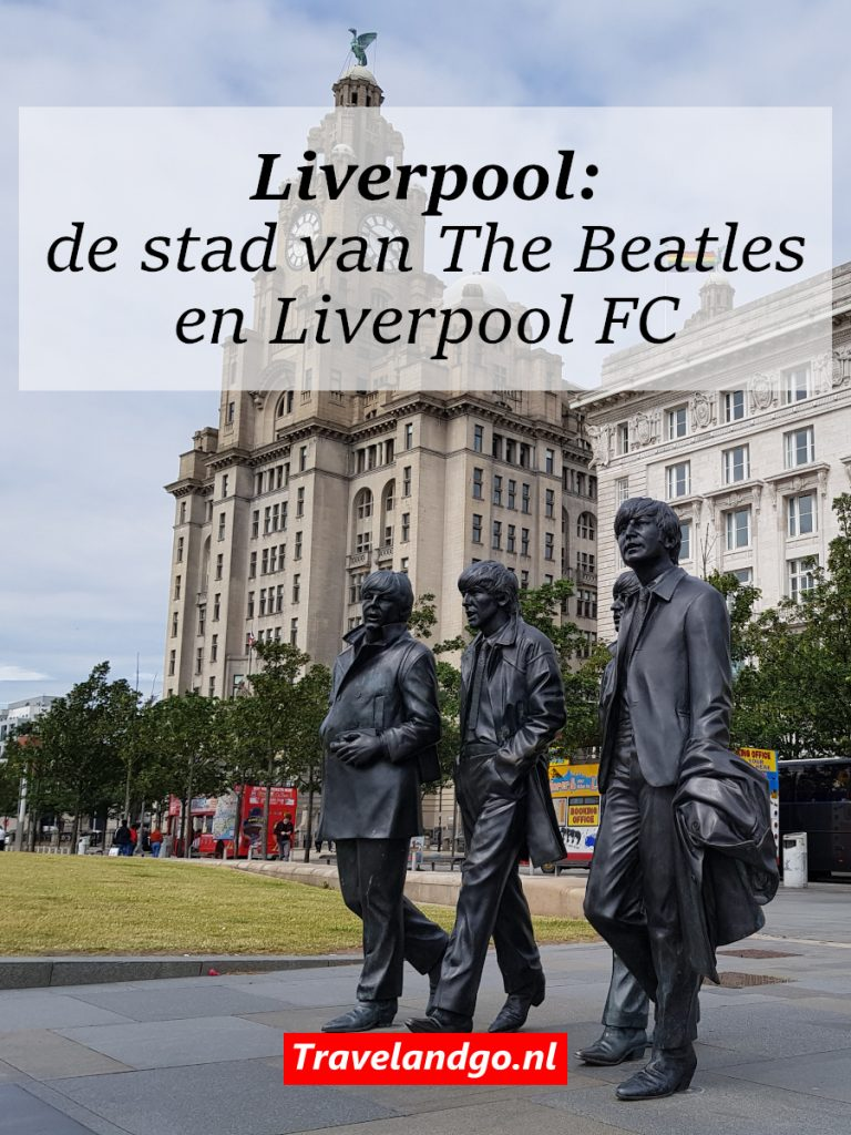 Pinterest: Liverpool: de stad van The Beatles en Liverpool FC
