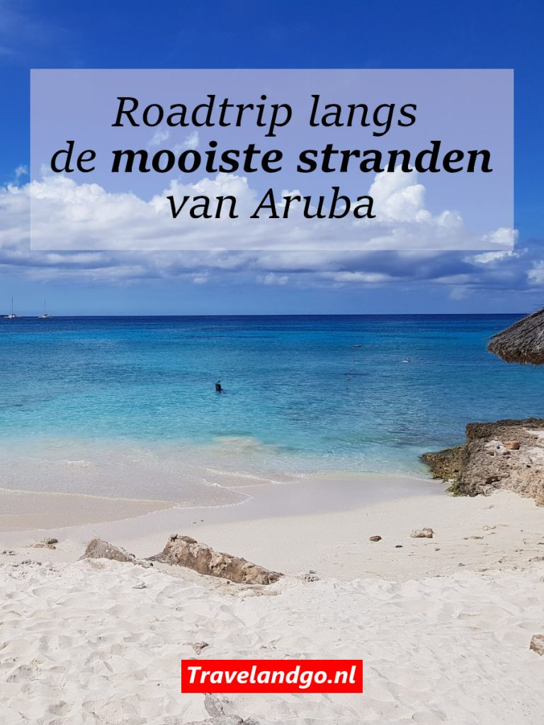 Pinterest: Roadtrip langs de mooiste stranden van Aruba
