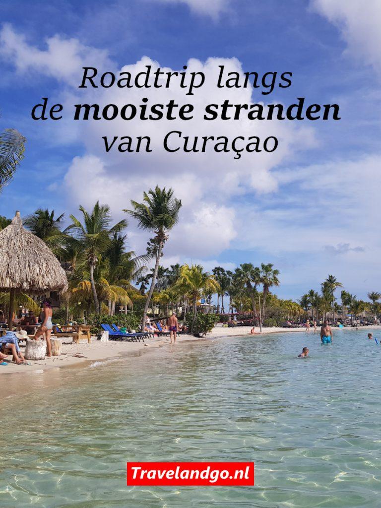 Pinterst: Roadtrip langs de mooiste stranden van Curaçao