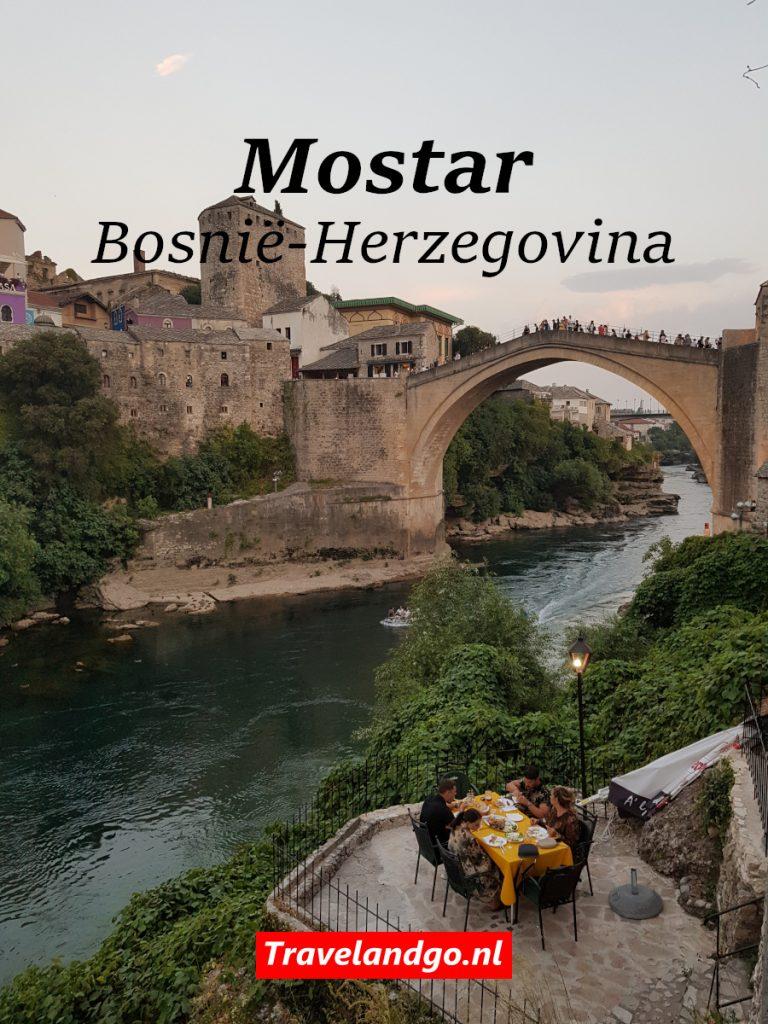 Pinterest: Mostar: ontdek deze indrukwekkende stad vol met diepe oorlogslittekens