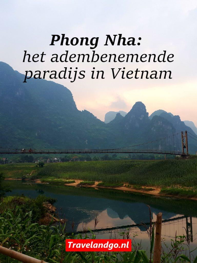 Pinterest: Phong Nha: het adembenemende paradijs in Vietnam