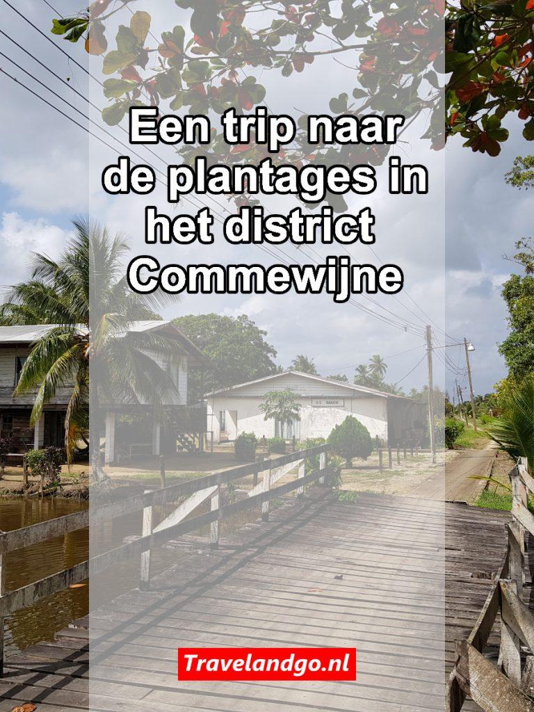 Pinterest Een trip naar de plantages in het district Commewijne
