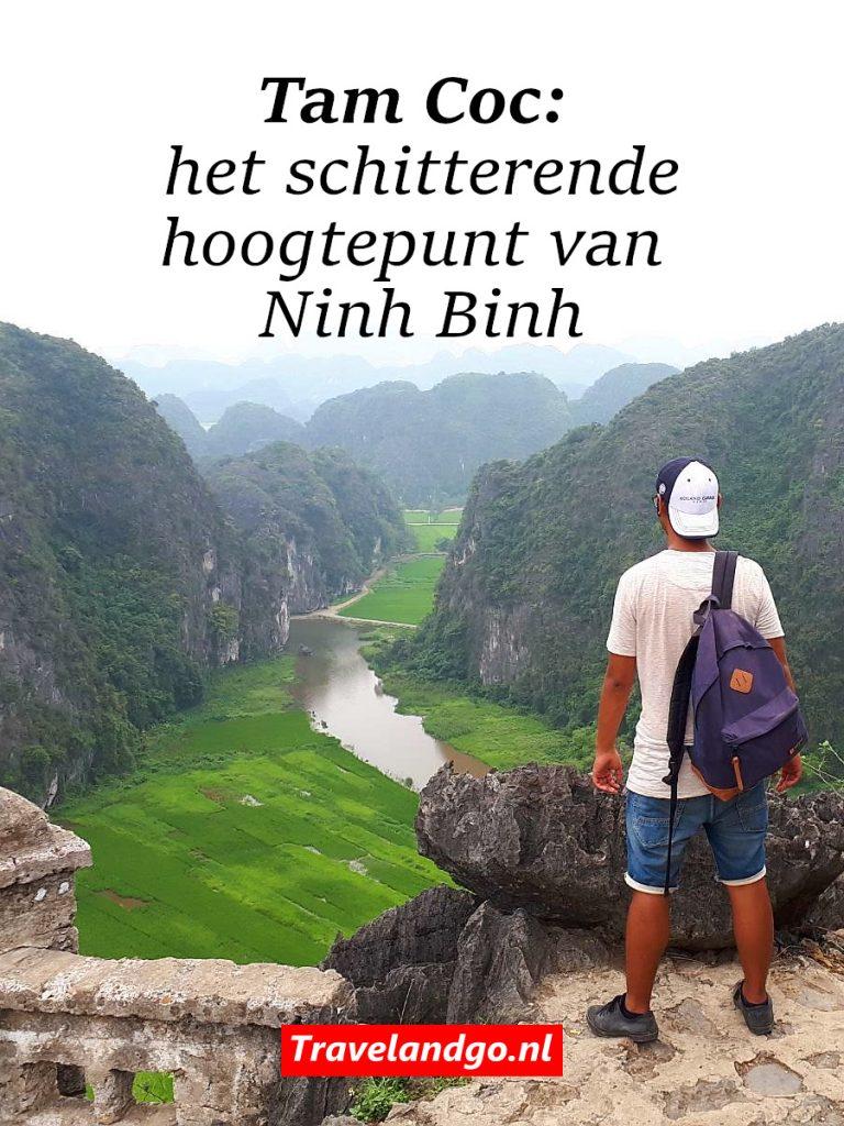 Pinterest: Tam Coc: het schitterende hoogtepunt van Ninh Binh