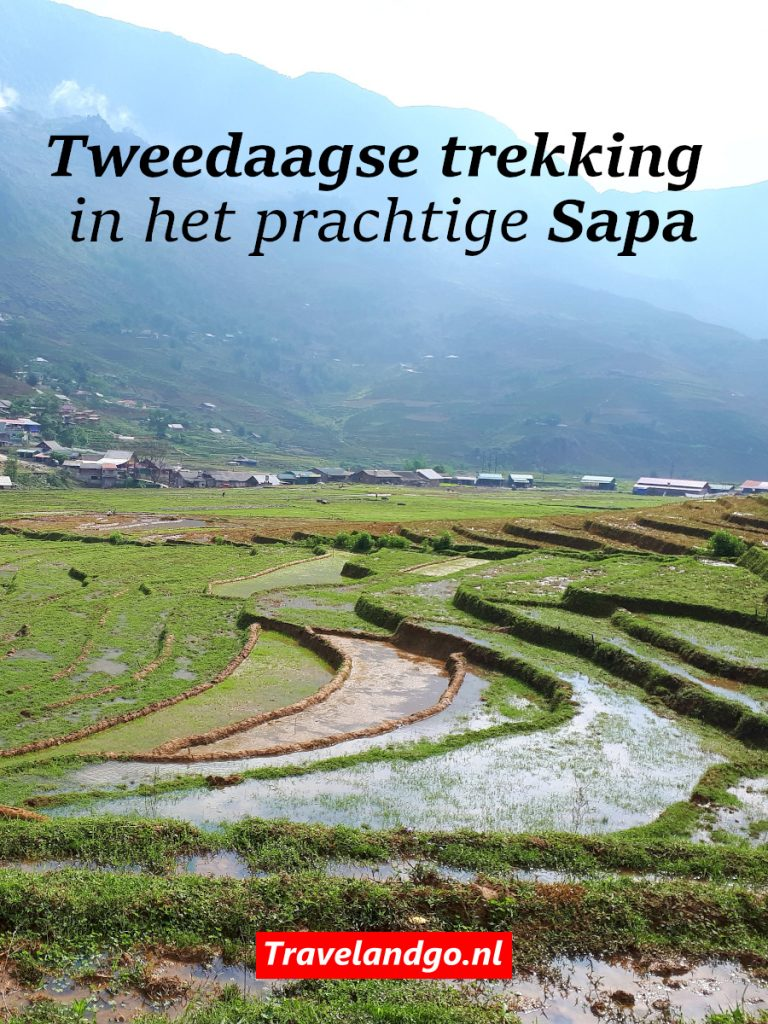 Pinterest: Tweedaagse trekking in het prachtige Sapa