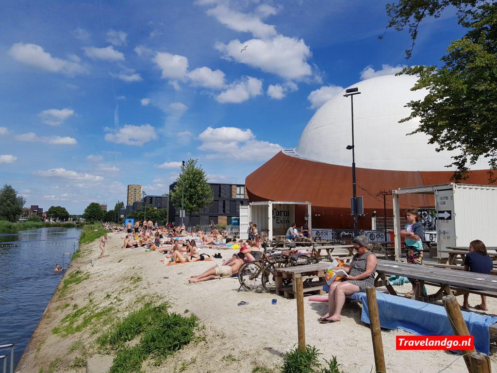 Stadsstrand Groningen
