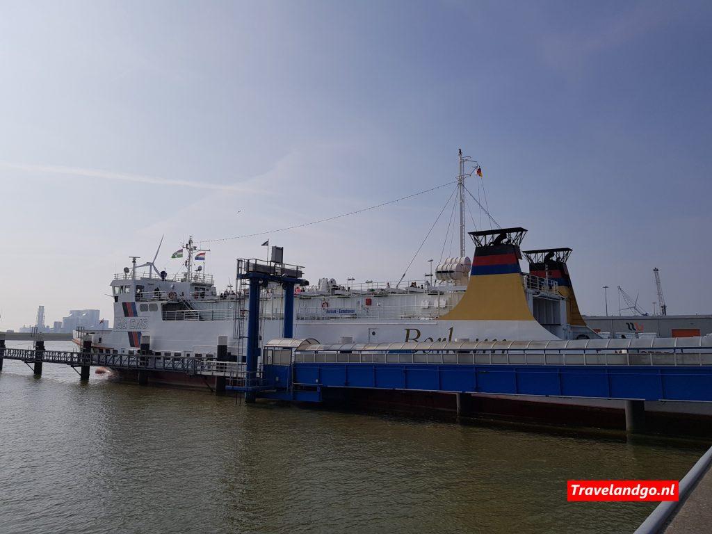 Veerboot Borkum