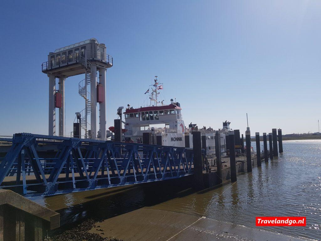 Veerboot Schiermonnikoog Monnik