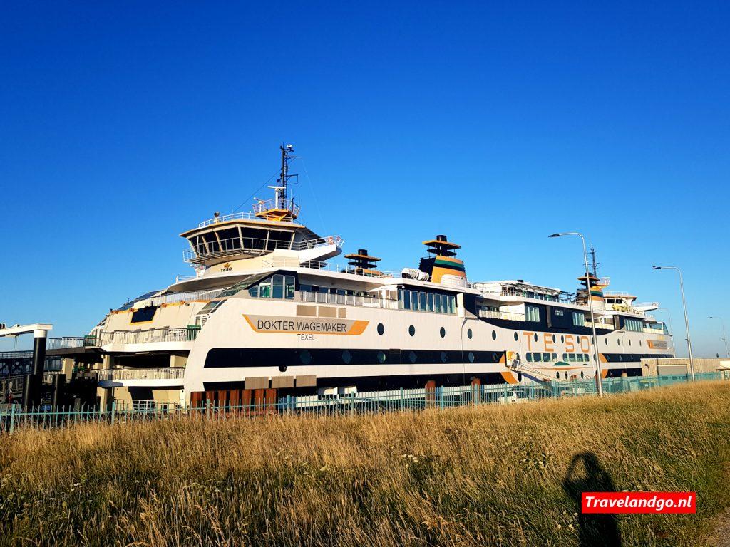 Veerboot Texel Dokter Wagemaker