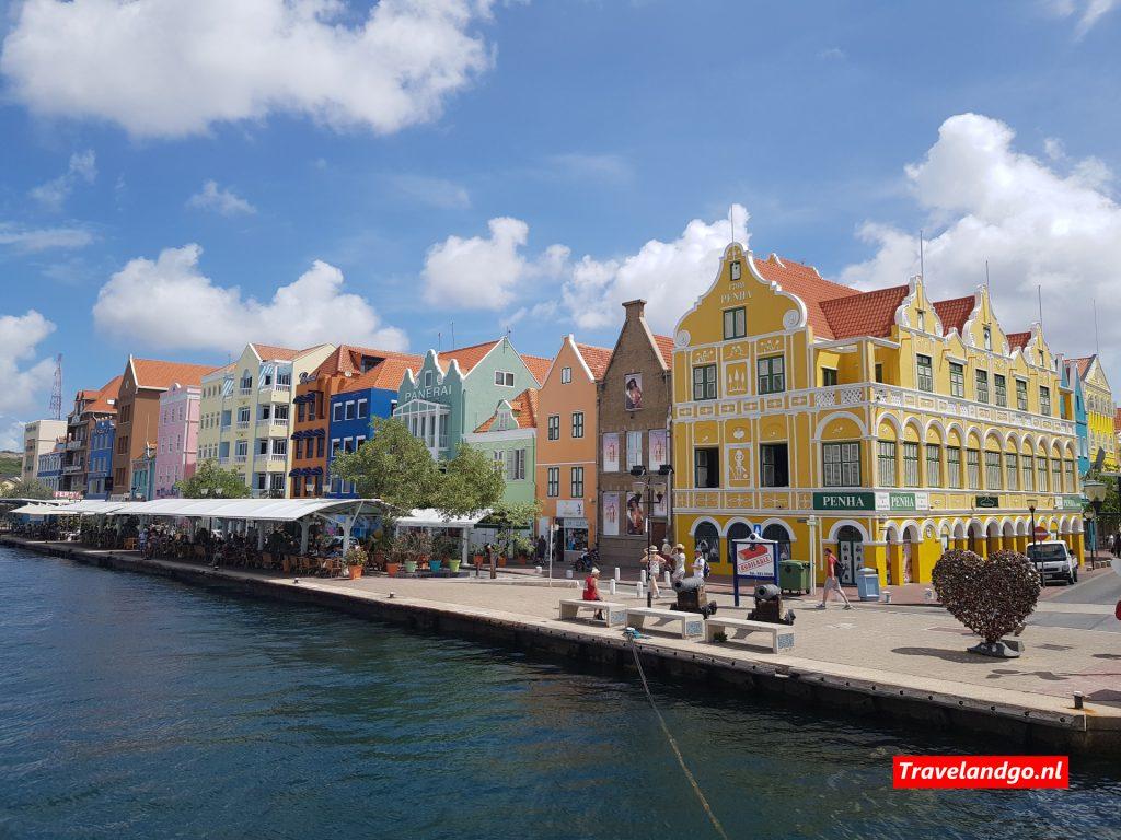 Curaçao Reisgids - Willemstad Centrum