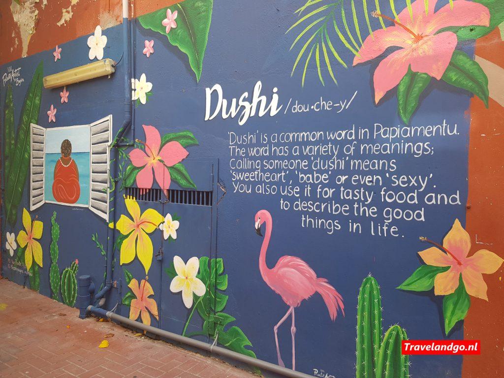 Willemstad Street Art Punda
