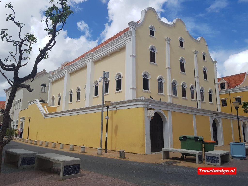 Willemstad - Mikvé Israël-Emanuelsynagoge